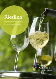 405 - Broschüre Riesling - Rasse Klasse Eleganz