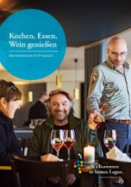30201 Broschure Kochen Essen Wein Geniessen Broschuren Brochures Deutsch Informationsmaterial Information Material