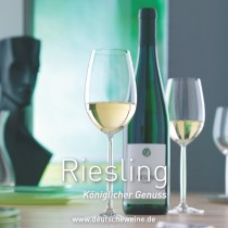 404 - Weinfilze / Wine Coasters Riesling VPE 100 Stück