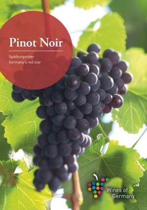 824 - Pinot Noir Spätburgunder Germanys red star