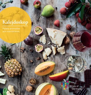 976 - Kalejdoskop / Aromarad polnisch