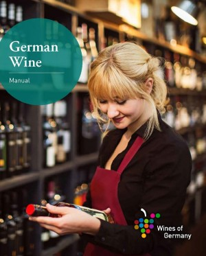 9732 - Seminarhandbuch / German Wine Manual - English